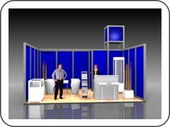 Systemstand Octanorm Hamburg