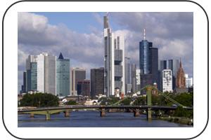 Messestandort Frankfurt