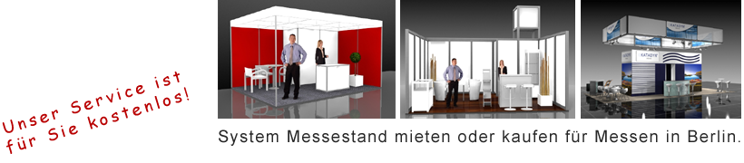 System Messestand Berlin