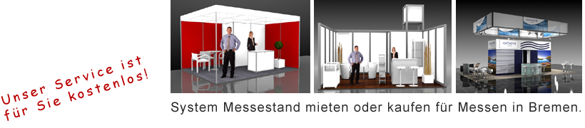 System Messestand Bremen