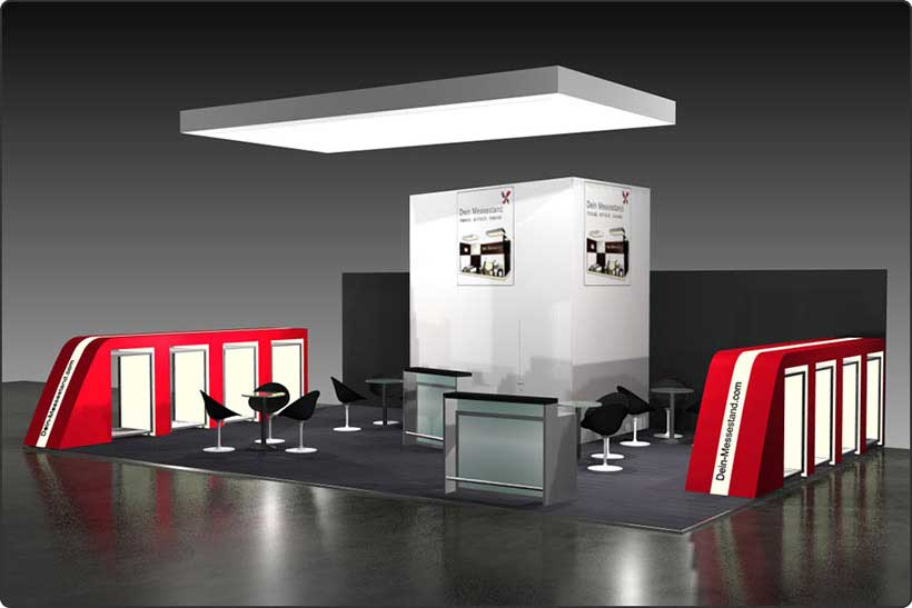 Exhibition Stand Builders In Germany : Exhibition stands booth construction germany u dein messestand