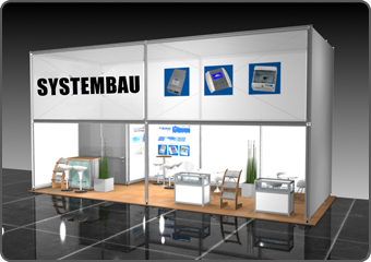 modular fairstand system trusses