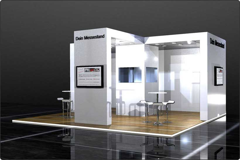 Small Exhibition Stand Near Me : Exhibition stands booth construction germany dein