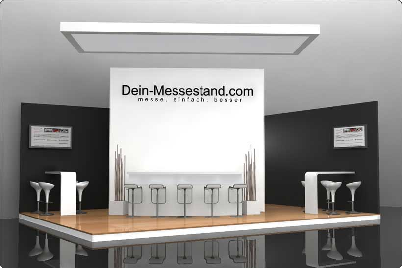 Exhibition stand trade show Hamburg