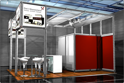 exhibition stand project