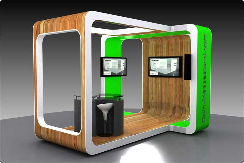 Exhibition Stand Builders In Germany : Exhibition stands booth construction germany dein