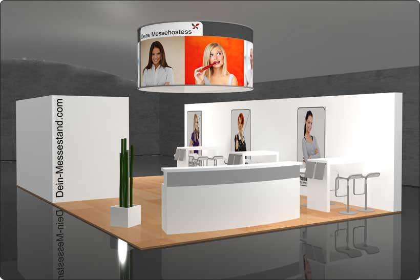 Sungard Exhibition Stand By Me : Exhibition stands booth construction germany dein