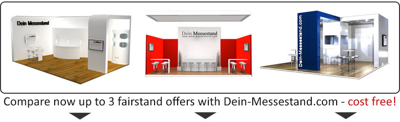 fairstands - exhibition stand offers