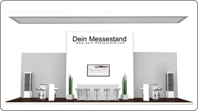 Messestand Berlin