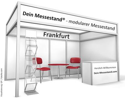 Modularer Messestand Frankfurt