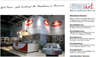 Messebaufirma aus der Region Hannover