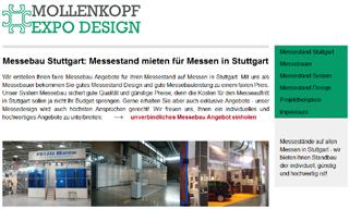 Messebaufirma aus der Region Stuttgart