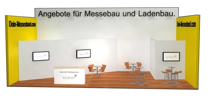 Messebau Projekt Düsseldorf - Dein Messestand®