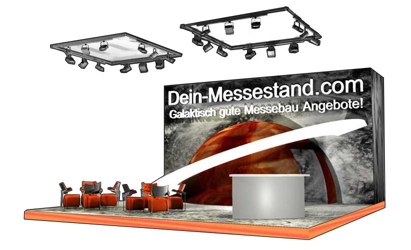 Messebau Projekt Hannover - Dein Messestand®