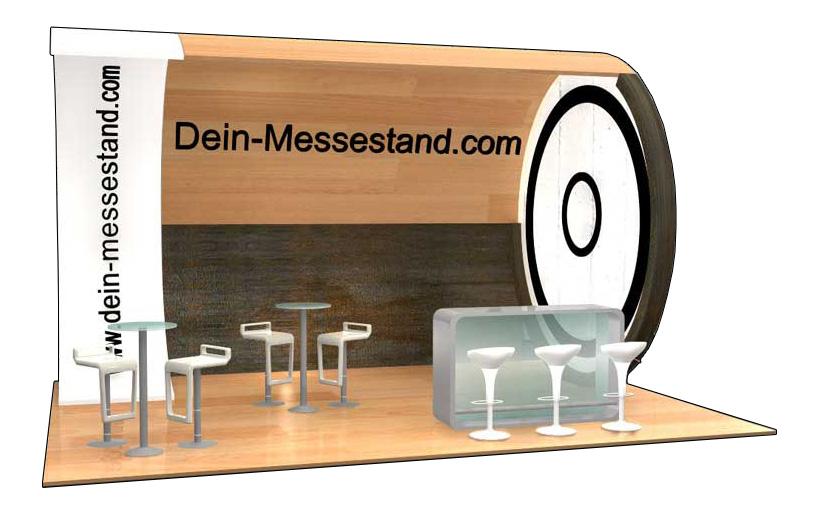 Messebau Projekt Leipzig - Dein Messestand®