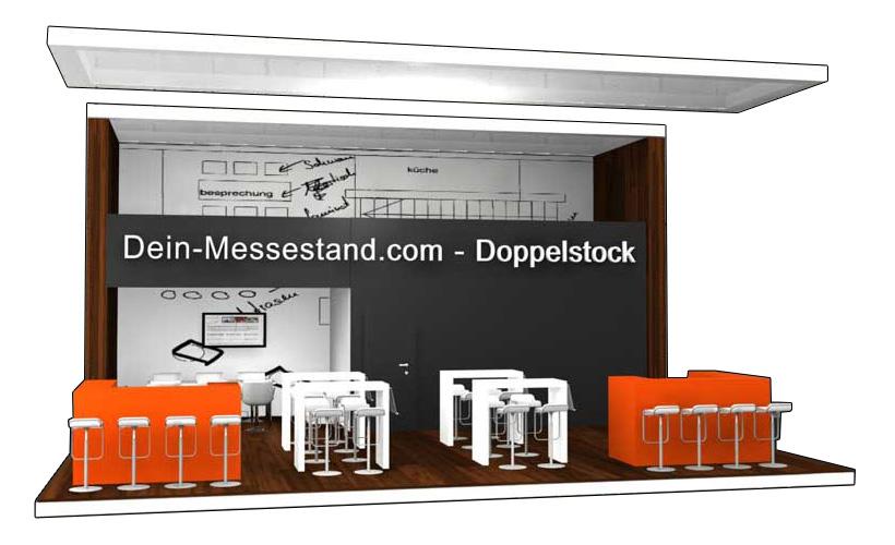 Messebau Projekt München - Dein Messestand®