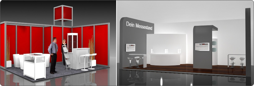 Messebaufirmen Düsseldorf