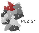 Messebauer PLZ 2 - Messeregion Hamburg, Hannover
