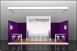 Messestand Berlin