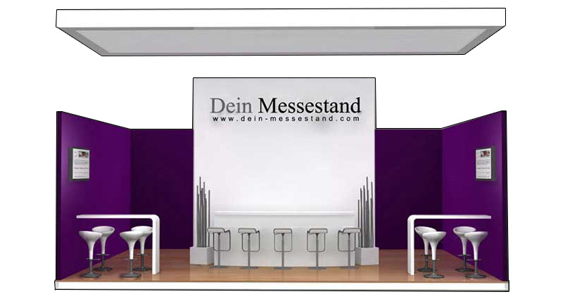 Messestand Standort Berlin