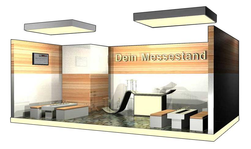 Messestand Standort Düsseldorf