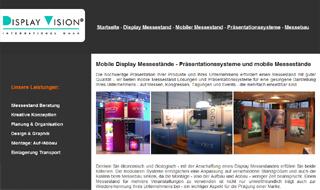 Mobiler Messestand Stuttgart