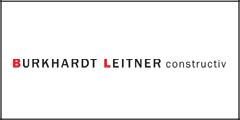 Logo Burkhardt Leitner constructiv