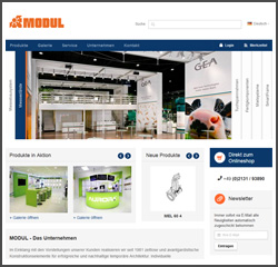 MODUL International Exhibition Design Systems GmbH