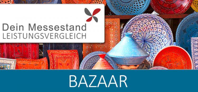 Messestand Bazaar Berlin