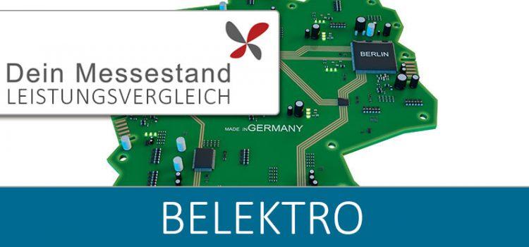 Messestand Belektro Berlin