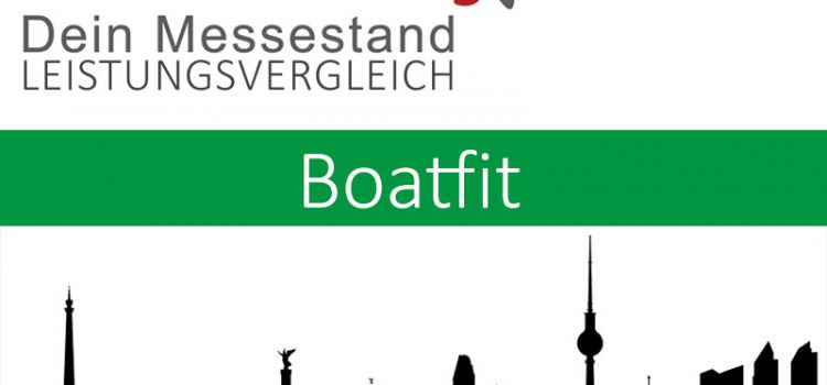 Messestand Boatfit Bremen