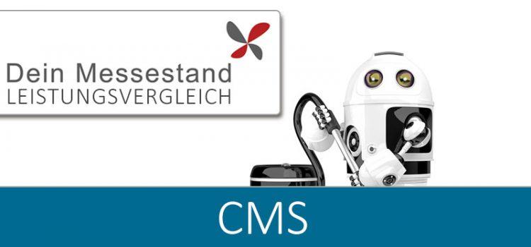 Messestand CMS Berlin