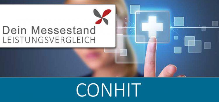Messestand ConhIT Berlin