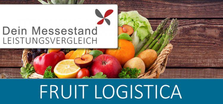 Messestand Fruit Logistica Berlin