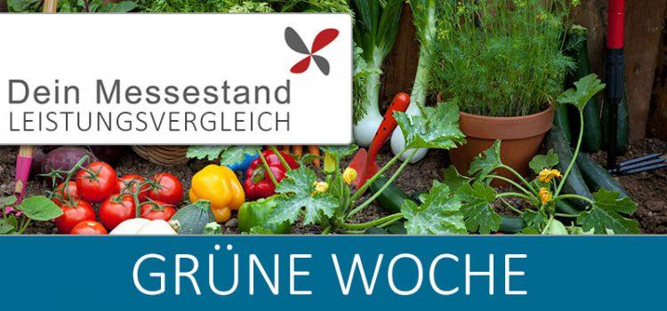 Messestand Grüne Woche Berlin