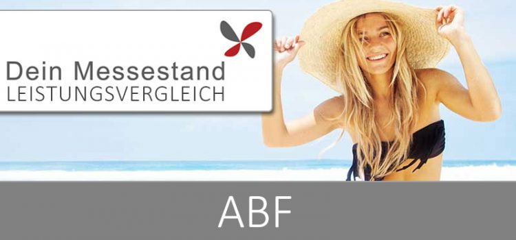 Messestand ABF Hannover