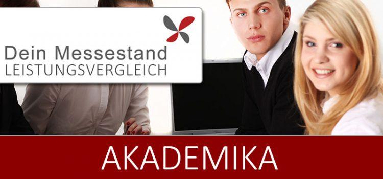 Messestand Akademika Nürnberg