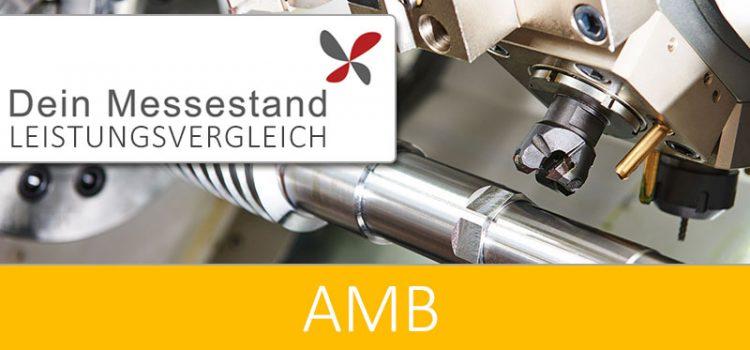 Messestand AMB Stuttgart