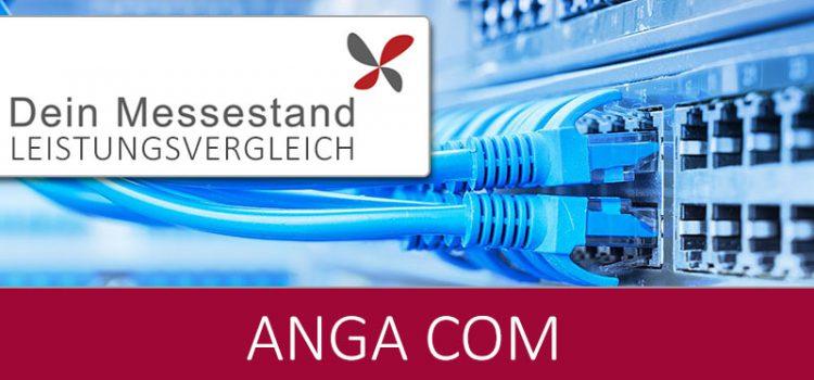 Messestand Anga Com Köln