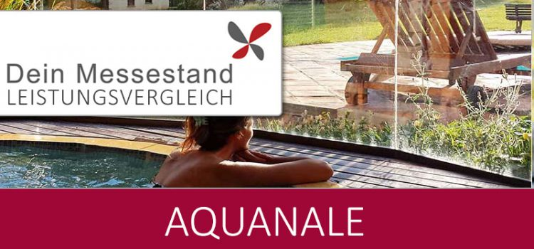 Messestand Aquanale Köln