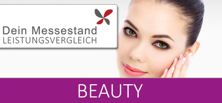 Messestand Beauty Düsseldorf