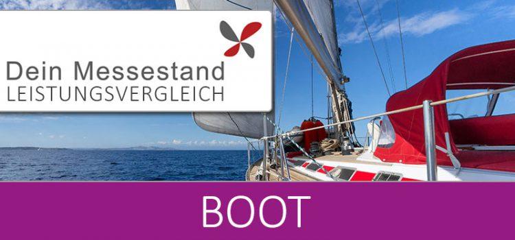 Messestand Boot Düsseldorf