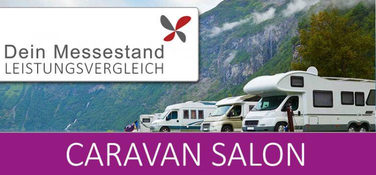 Messestand Caravan Salon Düsseldorf