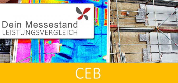 Messestand Clean Energy Building Stuttgart