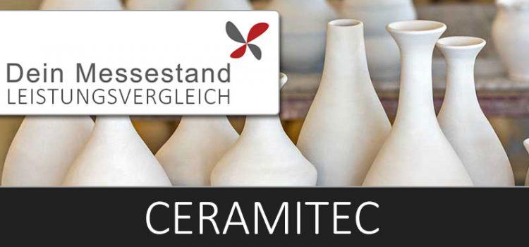 Messestand Ceramitec München