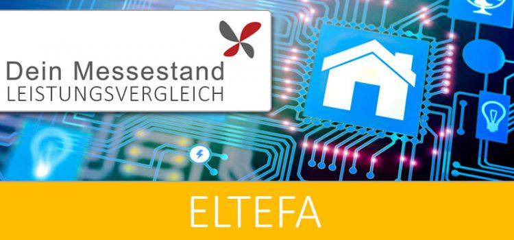 Messestand Eltefa Stuttgart