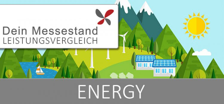 Messestand Energy Hannover