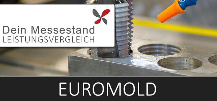 Messestand Euromold München