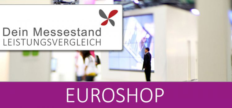 Messestand Euroshop Düsseldorf