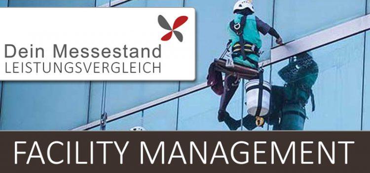 Messestand Facility Management Frankfurt